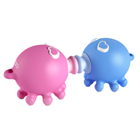A-data T806 Kissing Octopus Couple Drive