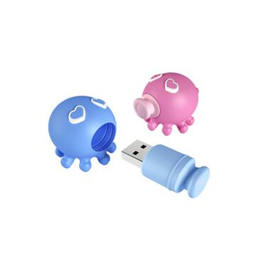 A-data T806 Kissing Octopus Couple Drive 4