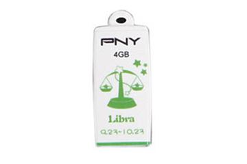 รับทำ PNY Twelve Constellation USB Flash Drive ราคาโรงงาน