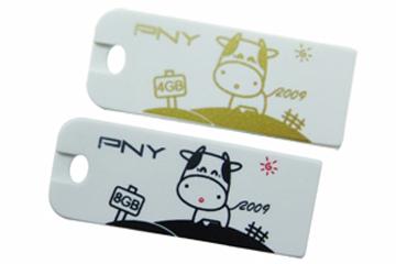 PNY USB Flash Drive พรีเมี่ยม พร้อมสกรีนโลโก้ ราคาถูก ติดโลโก้ 3
