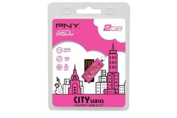 รับทำ PNY Micro Attache City Series USB Flash Drive ราคาถูก