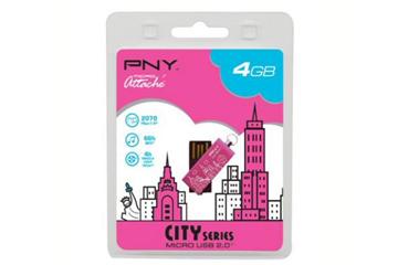 รับผลิต PNY Micro Attache City Series USB Flash Drive ราคาถูก