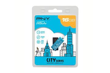 สั่งผลิต PNY Micro Attache City Series USB Flash Drive ราคาถูก