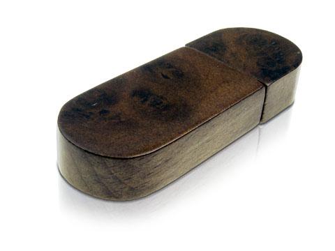 ผลิตแฟลชไดร์ฟไม้ สั่งทำ ตัวเรือนเป็นลวดลายไม้ สวยๆ ได้อารมณ์สุดคลาสสิค