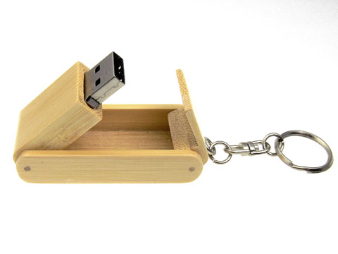 สั่งทำ รับผลิตแฟชไดร์ฟไม้ สามารถพับเก็บได้ ขายส่งพวงกุญแจแฟลชไดร์ฟพรีเมี่ยม