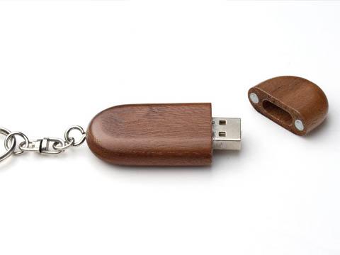 สั่งผลิต Wooden USB Flash Drive รับทำตามออเดอร์ลูกค้า แฟลชไดร์ฟไม้พร้อมสกรีน
