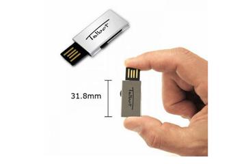 รับผลิต Slim Flash Drive ขนาดเล็ก ผลิตแฟลชไดรฟ์บางพิเศษ มินิแฟลชไดร์ฟราคาถูก
