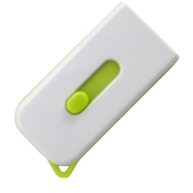 แฟลชไดร์ฟแบบบาง เคสพลาสติก โดดเด่นด้วยสีสัน ขนาดกะทัดรัด ราคาถูก