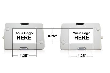 รับผลิต แฟลชไดร์ฟแบบหมุนพับได้ มาเป็นแพ็คคู่ 2 in 1 ดีไซน์แปลกใหม่ ราคาถูก