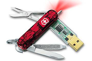 Swivel USB Flash Drive 4