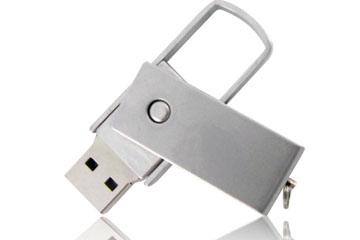 รับทำ Metal USB Stick Printed with your Logo สั่งทำ แฟลชไดร์ฟ โลหะ ราคาถูก