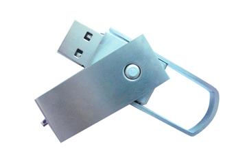 สั่งผลิต Metal USB Stick Printed with your Logo สั่งทำ แฟลชไดร์ฟ โลหะ ราคาถูก