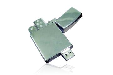 รับทำ รับผลิต Metal Flash Drive รูปไฟแช็ค และขายส่ง แฟลชไดร์ฟไฟแช็ค ราคาถูก