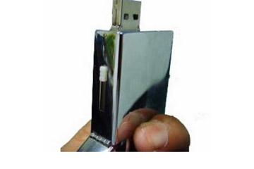 สั่งผลิต รับผลิต Metal Flash Drive รูปไฟแช็ค และขายส่ง แฟลชไดร์ฟไฟแช็ค ราคาถูก