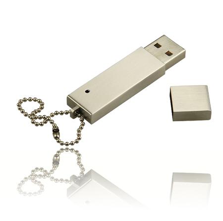 แฟลชไดร์ฟโลหะ ขายส่ง flash drive แบบโลหะ ความจุเยอะ พกง่าย ราคาถูก 1