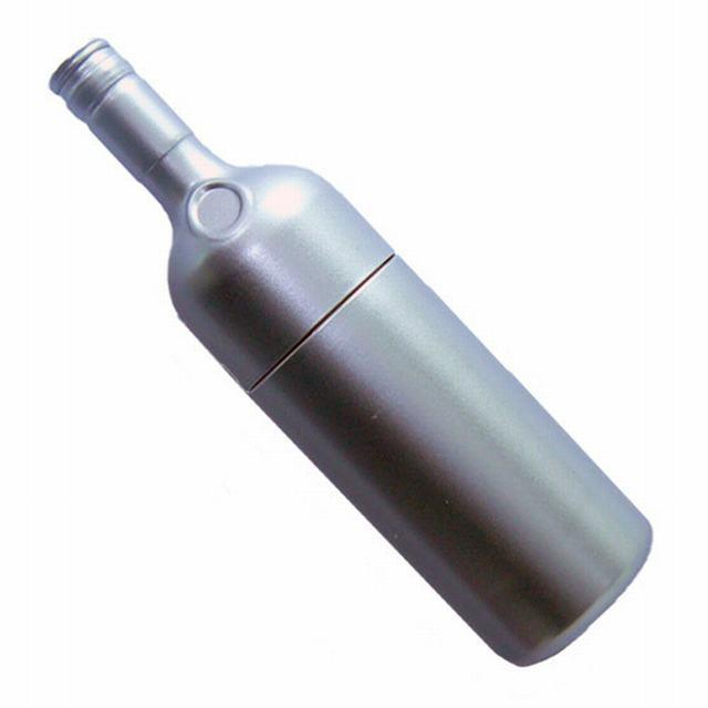 รับผลิต ผลิต แฟลชไดร์ฟขวดน้ำ ทรัมไดร์ขวดน้ำอัดลม แฟนซี วัสดุพลาสติก เลือกสีได้