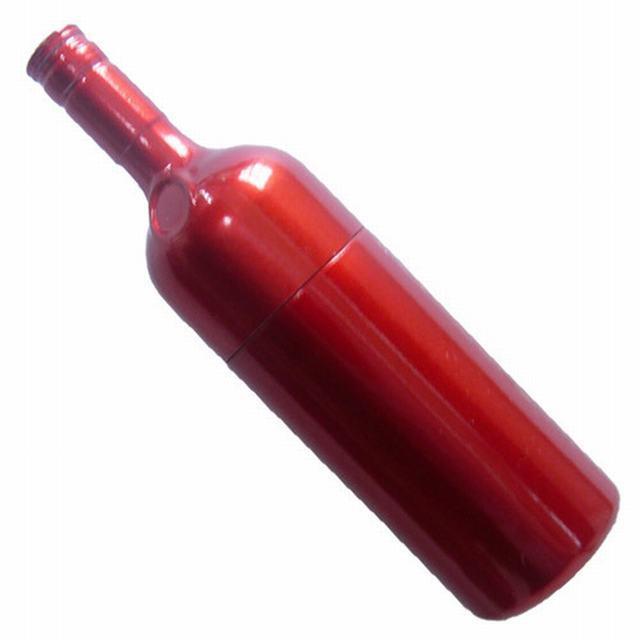 ผลิต แฟลชไดร์ฟขวดน้ำ ทรัมไดร์ขวดน้ำอัดลม แฟนซี วัสดุพลาสติก เลือกสีได้ 4