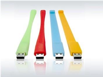 รับผลิต ขายส่งแฟลชไดร์ฟสายข้อมือ ผลิต Bracelet USB Flash Drive สั่งทำ ริสแบนด์