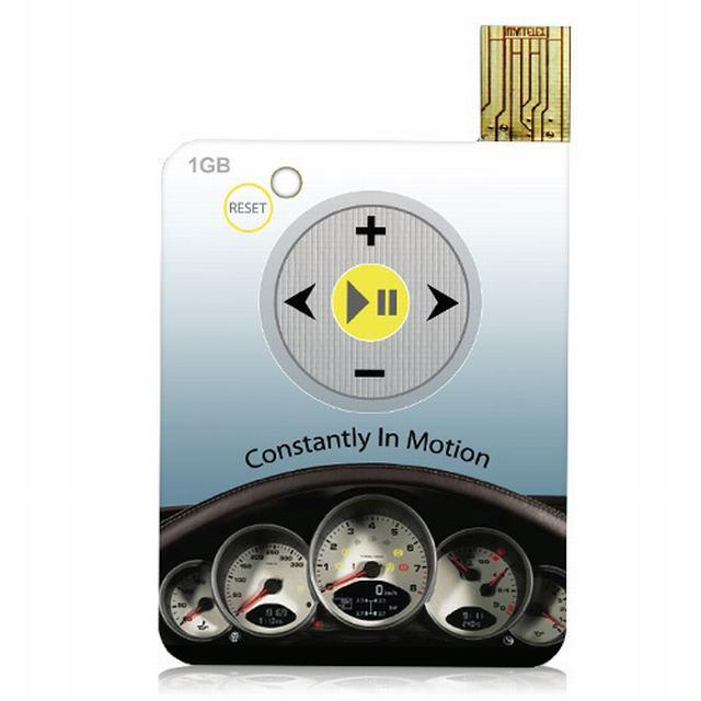 MP3 Card Flash Drive รับผลิตแฟลชไดร์ฟ พร้อมพิมพ์ลายโลโก้ ตามรูปแบบ 4