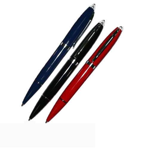 แฟลชไดร์ฟพรีเมี่ยม แบบปากกา สั่งทำ flash drive premium ผิวมัน สีสันสดใส