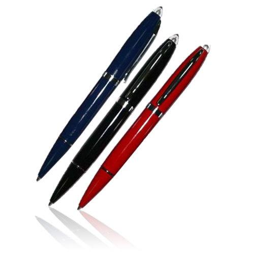 รับทำ แฟลชไดร์ฟพรีเมี่ยม แบบปากกา สั่งทำ flash drive premium ผิวมัน สีสันสดใส