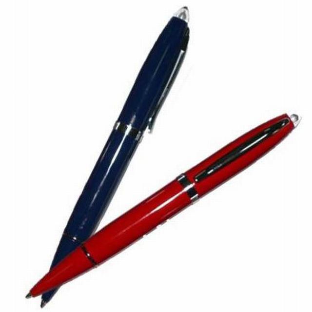 สั่งทำ แฟลชไดร์ฟพรีเมี่ยม แบบปากกา สั่งทำ flash drive premium ผิวมัน สีสันสดใส