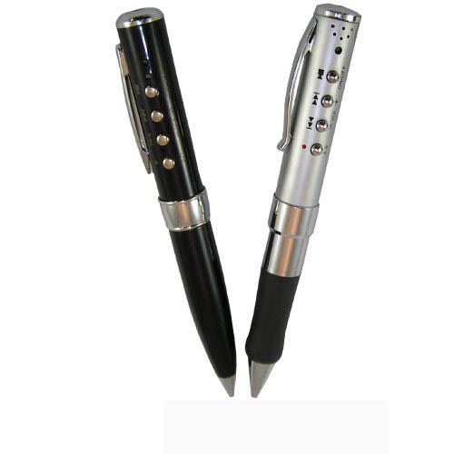 MP3 Pen USB Flash Drive เครื่องเล่นเพลงภายในตัว มาพร้อมปุ่มบันทึกเสียง