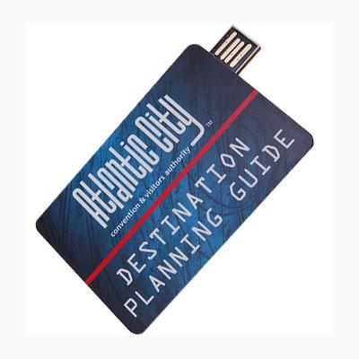 แฟลชไดร์ฟนามบัตร credit card flash drive รับสกรีนแฮนดี้ไดร์ฟการ์ดราคาส่ง