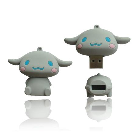 รับทำ Custom USB Flash Drive ผลิตและขายทรัมไดร์ฟพร้อมสกรีนโลโก้