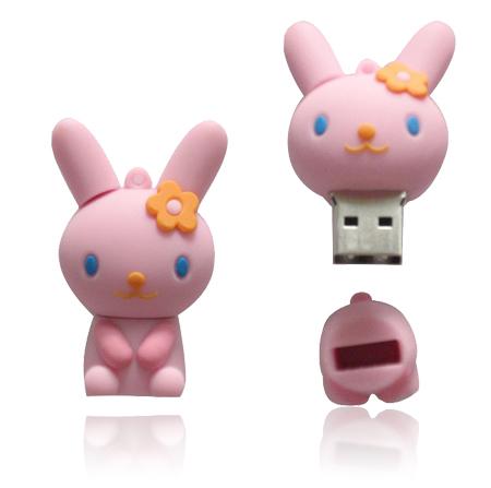 รับทำ Custom USB Flash Drive สั่งทำแฟลชไดร์ฟ การ์ตูนแฟนซี สวยๆ ราคาโรงงาน