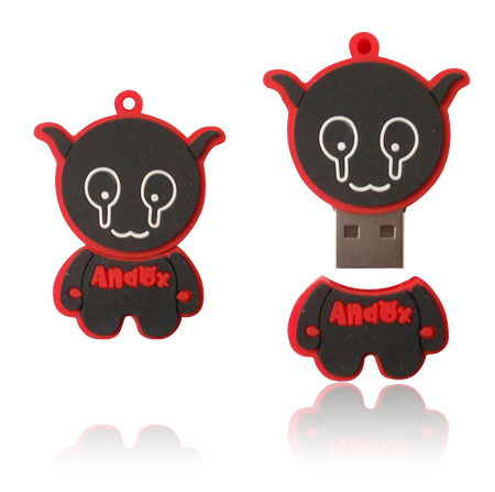 Custom USB Flash Drive 4