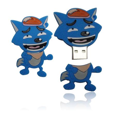รับทำ รับทำ handy drive พร้อมเลเซอร์โลโก้ flash-drive ลายการ์ตูน แปลกๆ