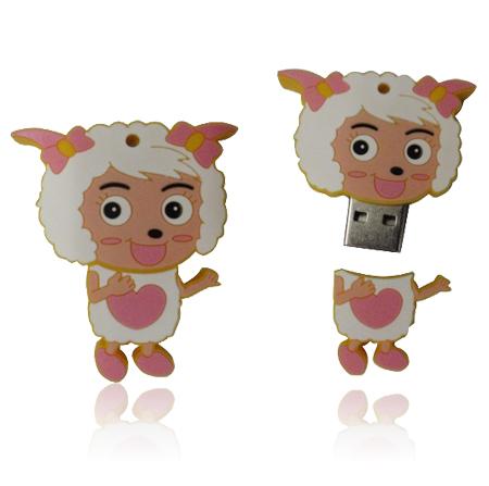 โรงงานผลิต usb thumb drive ขึ้นรูปใหม่ flash-drive แฟนซี แปลกๆ