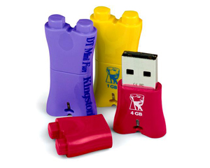 Kingston DataTraveler Mini Fun Flash Drive ขายคิงส์ตัน ทรัมไดร์ฟ ราคาถูก 1