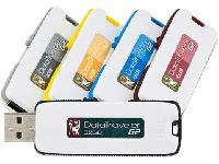 Kingston DataTraveler G2 (Generation 2) Custom USB Flash Drives 2