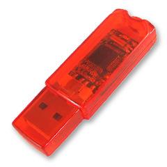 Plastic USB Flash Drive 1