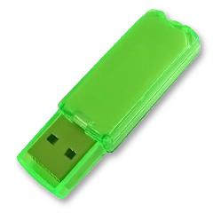 Plastic USB Flash Drive 3
