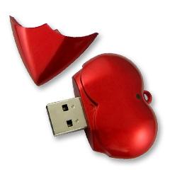 Plastic USB Flash Drive 2
