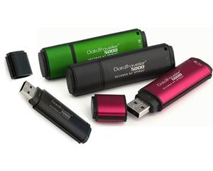 Kingston DataTraveler 5000 USB Flash Drive ขายส่ง แฟลชไดร์ฟ ราคาถูก