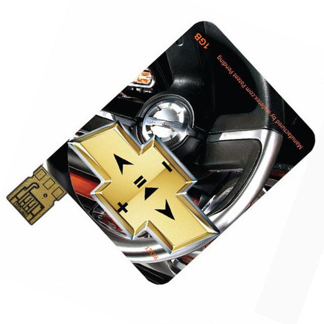 MP3 Card Flash Drive รับผลิตแฟลชไดร์ฟ พร้อมพิมพ์ลายโลโก้ ตามรูปแบบ