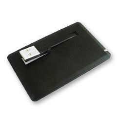 สั่งผลิต แฟลชไดร์ฟนามบัตร Credit Card Handy Drive รับสกรีนแฮนดี้ไดร์ฟราคาถูก