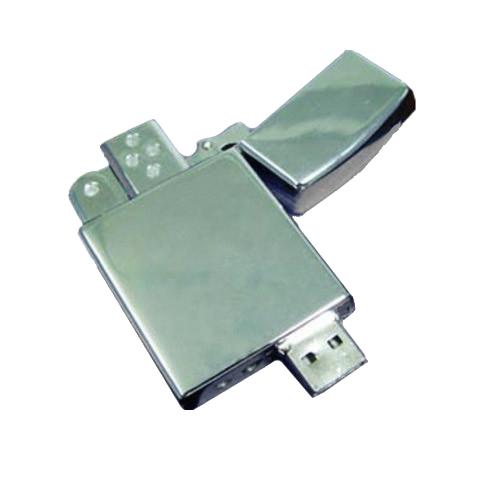 รับผลิต Metal Flash Drive รูปไฟแช็ค และขายส่ง แฟลชไดร์ฟไฟแช็ค ราคาถูก