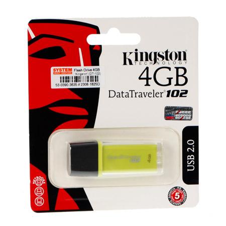 Kingston DataTraveler 102 USB Flash Drive ขายส่ง แฟลชไดร์ฟ ราคาส่ง 1