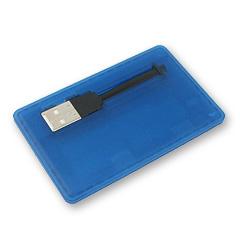 แฟลชไดร์ฟนามบัตร Credit Card Handy Drive รับสกรีนแฮนดี้ไดร์ฟราคาถูก