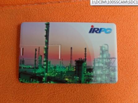 ขายส่ง แฟลชไดร์ฟบัตร Card USB flash drive Thumb drive ราคาโรงงาน