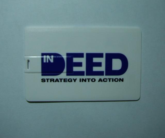 รับผลิต แฟลชไดร์ฟการ์ด ขายส่ง Thumb Drive นามบัตร พร้อมสกรีนโลโก้