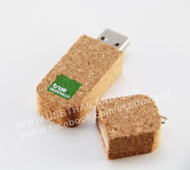 แฟลชไดร์ฟพร้อมทำโลโก้ ราคาส่ง USB ไม้ ติดโลโก้ รับประกัน 5 ปี ราคาถูก