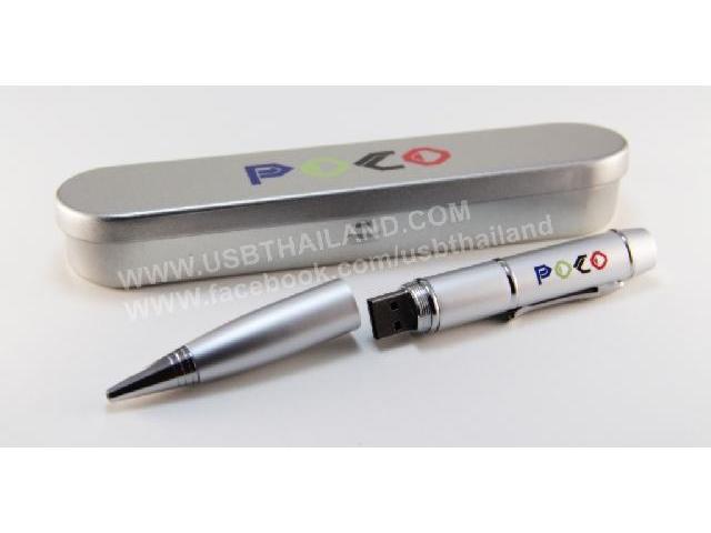 รับทำ โรงงานผลิตและขายส่งแฟลชไดร์ฟปากกา พร้อมกล่องใส่ ของขวัญ ราคาส่ง