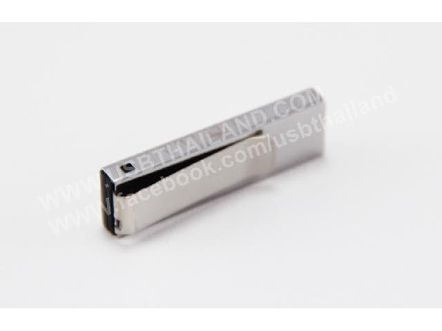 รับทำ แฟลชไดร์ฟ มีที่เหน็บกระเป๋า รับผลิต Flash Drive พร้อมสกรีนโลโก้ ราคาถูก