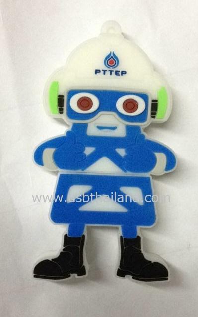 ขายส่ง แฟลชไดร์ฟยางหยอด ตุ๊กตา ราคาถูก สั่งทำ USB Soft PVC ราคาส่ง